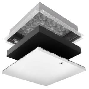 Acoustic Access Panels – Rw51C